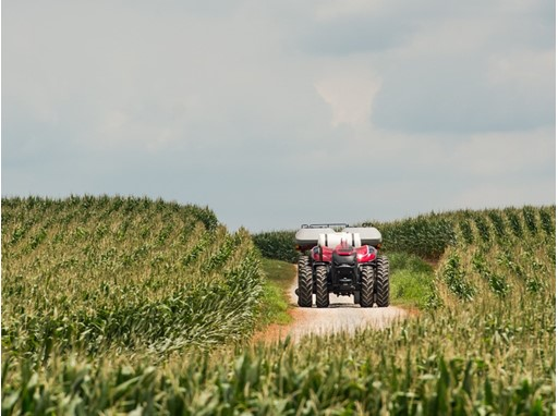 CNH launches driverless tractor for agriculture applications