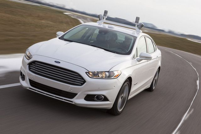 Ford, Baidu invest in company that produces tech for self-driving cars