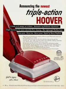 hoover traditional vacuum cleaner