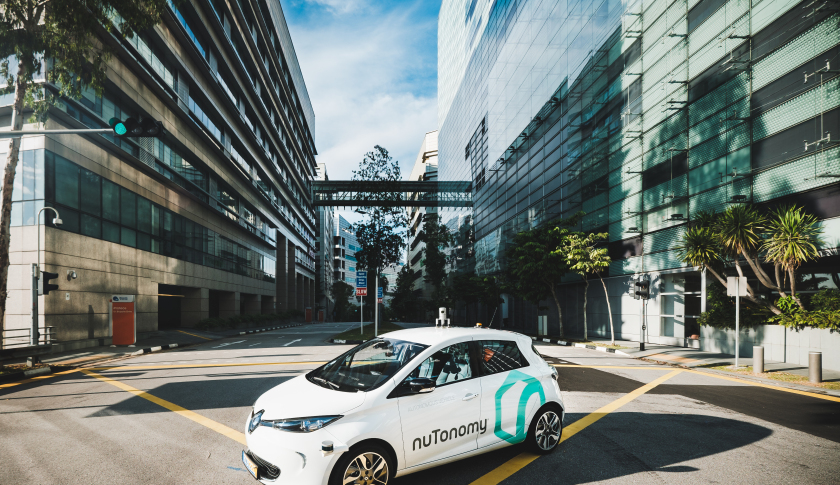 nuTonomy to test its self-driving cars on public roads in Boston