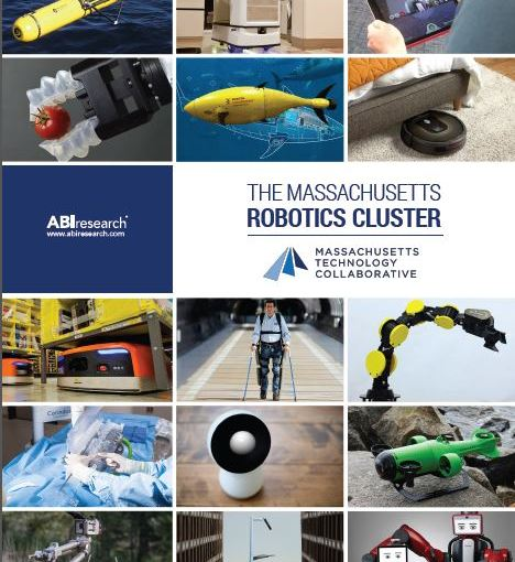 Massachusetts robotics companies employed 4,700 workers and generated $1.6 billion in revenue