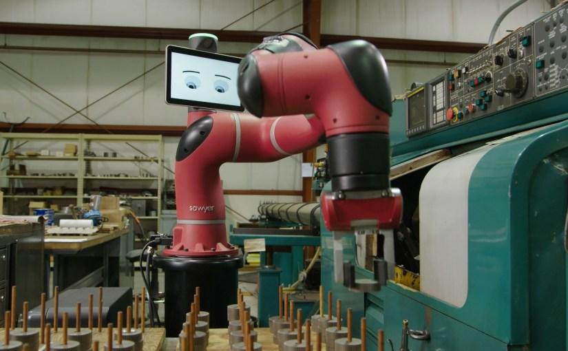Rethink Robotics' Sawyer signs deal with Korean company TPC Mechatronics