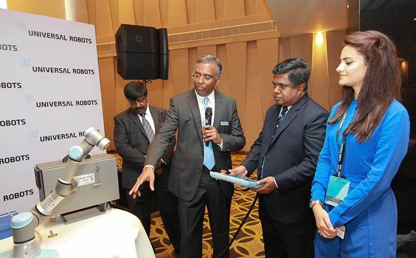 Universal Robots launches in Sri Lanka