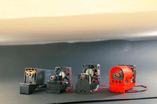 endurance robots diodes