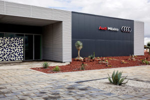 Audi Smart Factory Ushers In New Era Of Manufacturing - Audi san jose