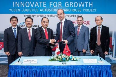 Yusen Logistics awards Swisslog automated warehouse contract in Singapore