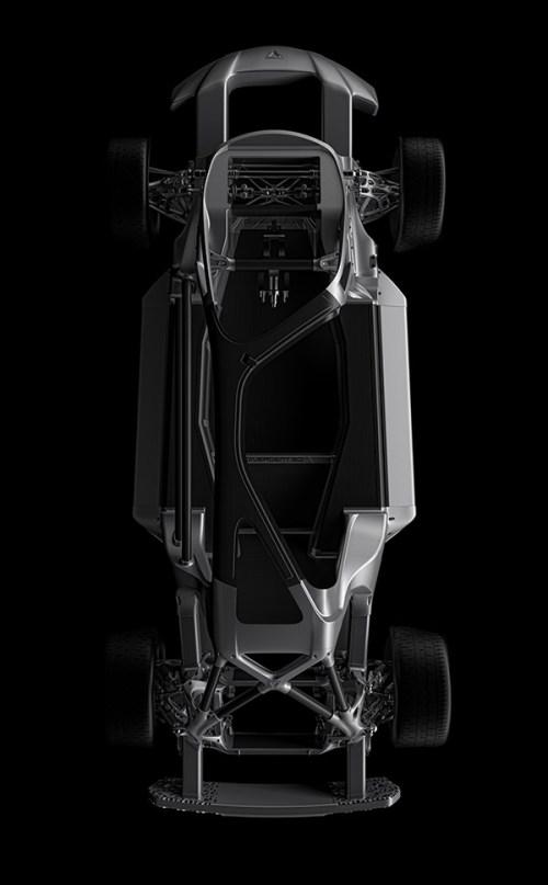 3d printed supercar