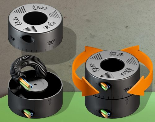 igus compact rotational module