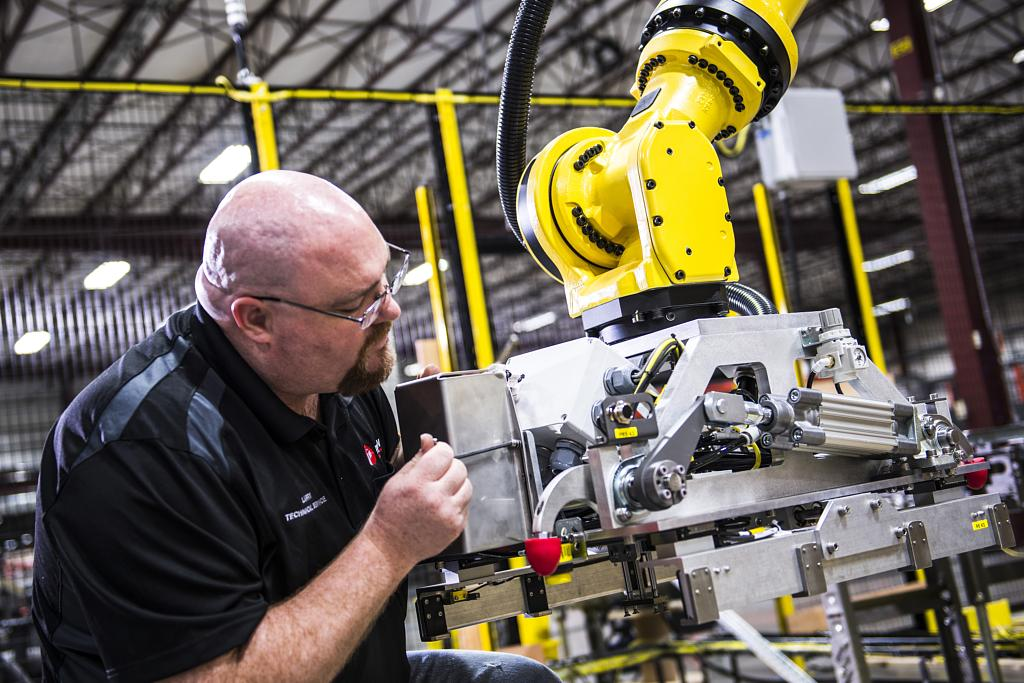 Pearson becomes Fanuc certified servicing integrator