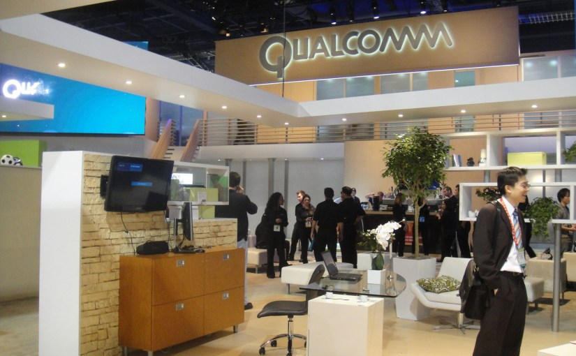 Qualcomm unveils first communications chip for connected cars