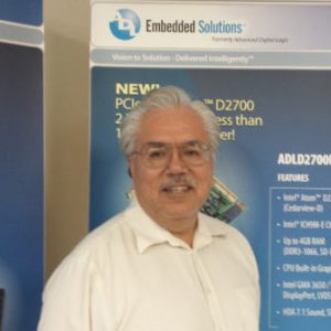 JC Ramirez, director of engineering, ADL Embedded Solutions
