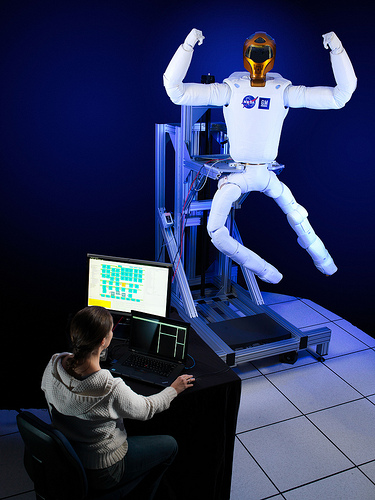 Woodside Energy to train Nasa's Robonaut to work in oil and gas industry