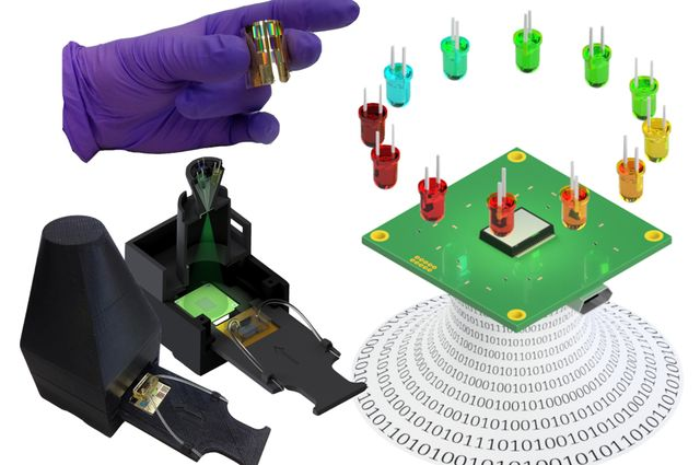 Machine learning helps researchers design less costly optical sensors