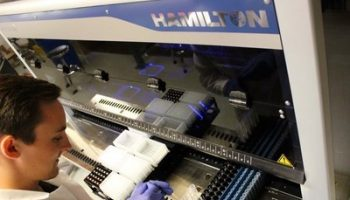 Zymo and Hamilton Robotics develop new system for genetic testing