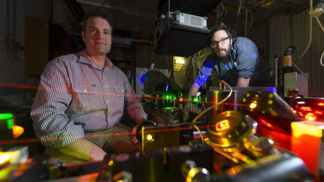 physics researchers