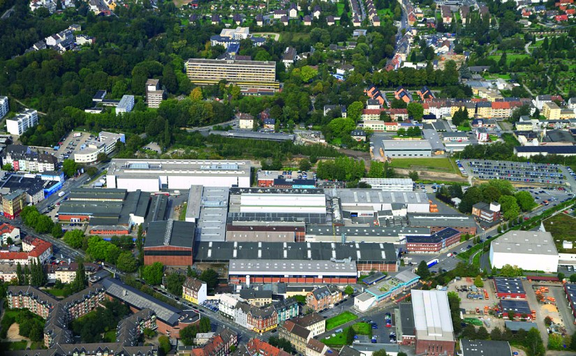 ZF opens European service center for industrial gearboxes in Witten, Germany