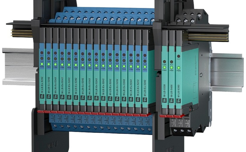 Pepperl+Fuchs launches high-end surge protection system