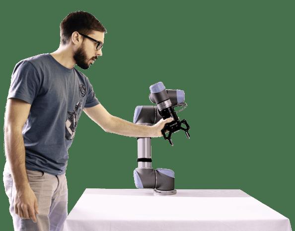 Robotiq launches program templates for Universal Robots machines