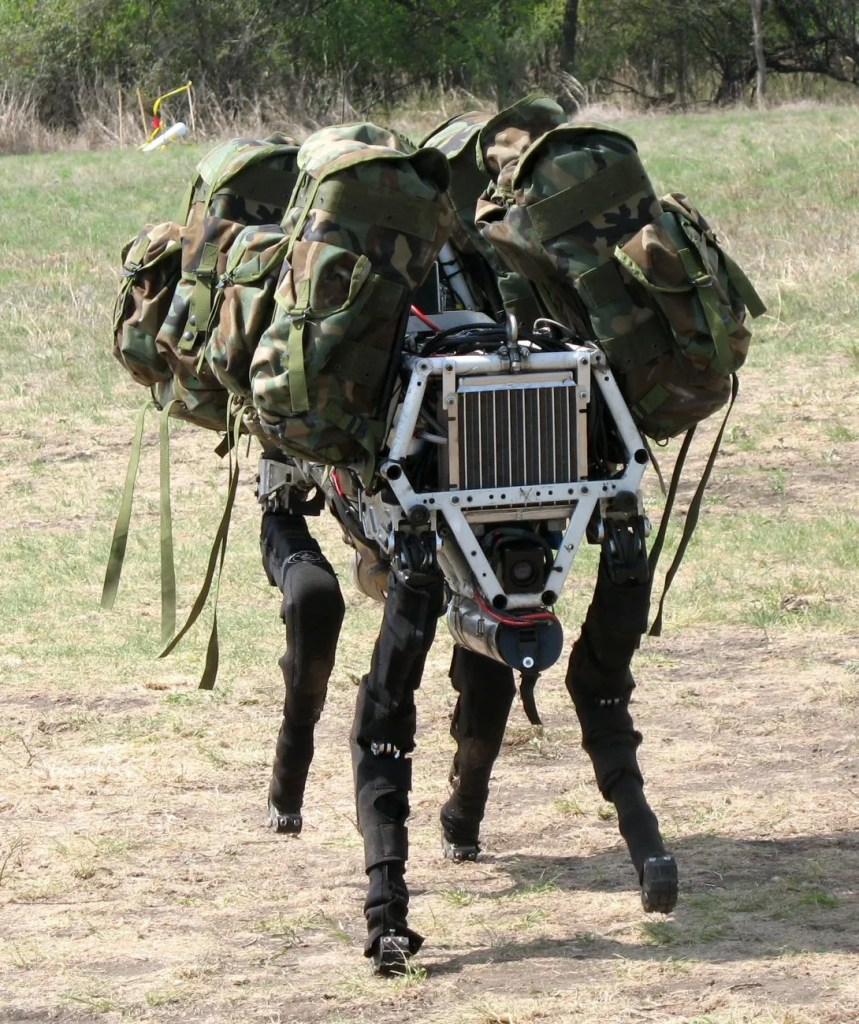 SoftBank to buy Boston Dynamics, the maker of those unnervingly realistic humanoid and canine robots