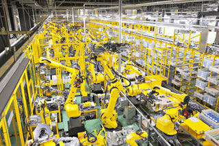 Fanuc showcases 'Zero Down Time' IIoT solution