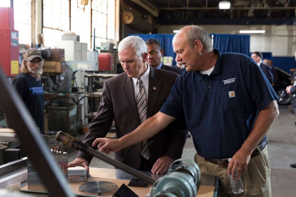 pence tendon manufacturing 1