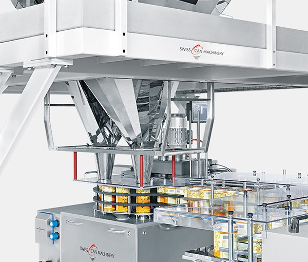 Got milk? How a Swiss company builds filling and packaging systems for milk, coffee and other products