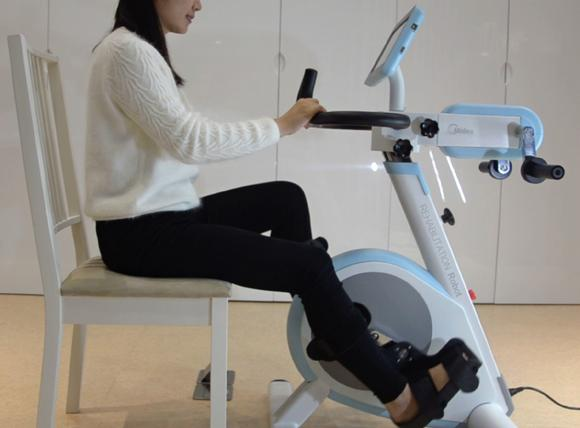 yaskawa rehab exercise cycle