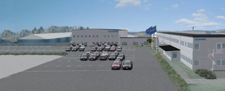 yaskawa_new-swedish-facility