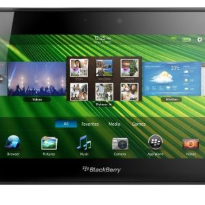 blackberry 7 inch tablet screen