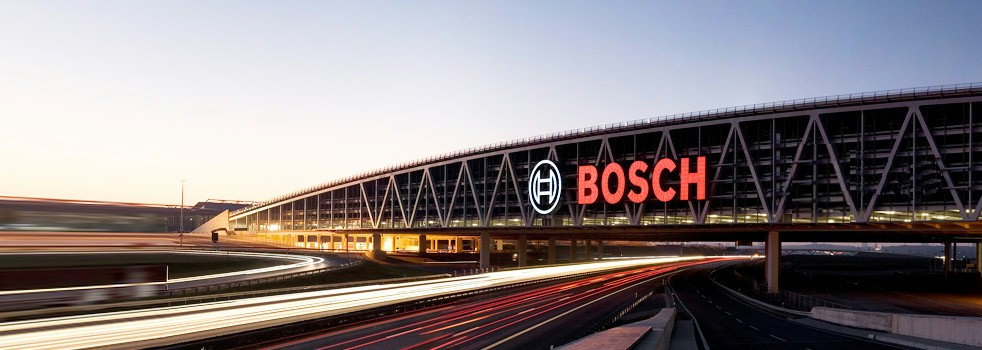 A giant company built on tiny components: Interview with Bosch industrial internet boss