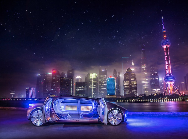 Chinese more trusting of autonomous cars, says survey
