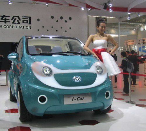 dongfeng i-car