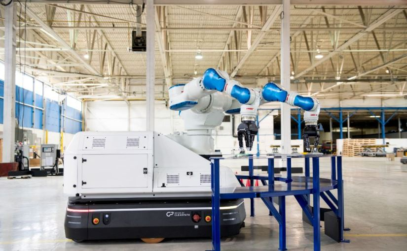 Hirotec on long journey towards lights-out manufacturing with robots from Otto and Yaskawa