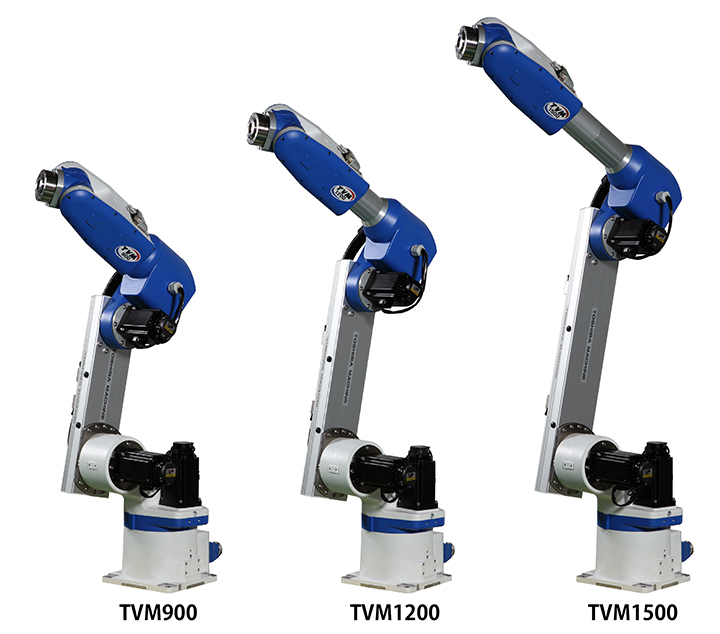 Toshiba launches three new industrial robots aimed at automated picking applications