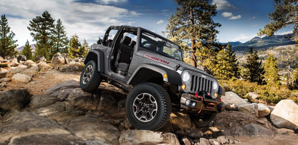 Kuka celebrates production of 2 million Jeep Wranglers