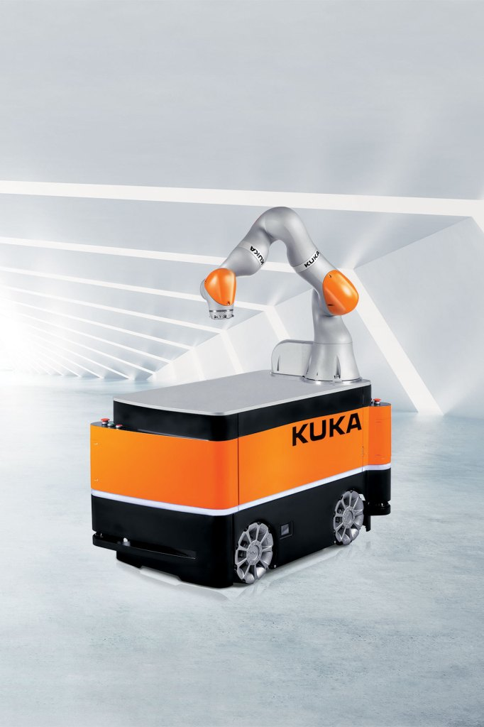 Kuka expected to roll out collaborative robot on autonomous platform in more factories