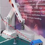 ST Robotics Workspace Sentry