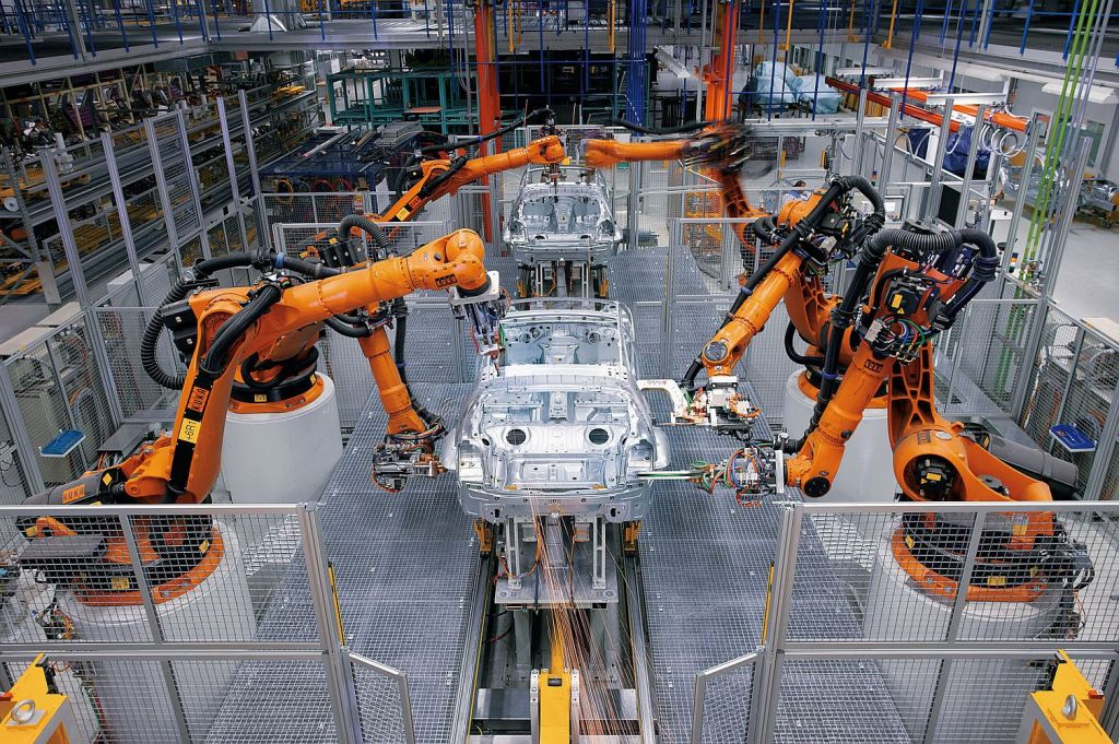Kuka expands China business