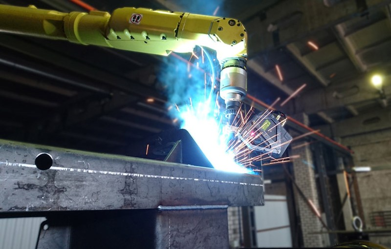Riftek launches automated software for robotic weld seam tracking and measurement