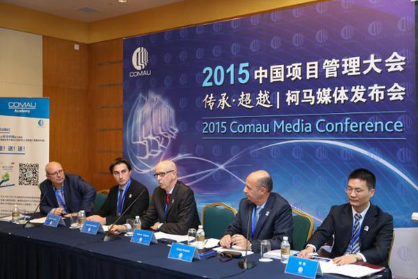 Comau signs new partners in the US as it showcases its industrial robots in China