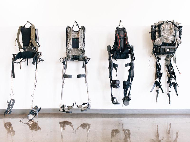 Ekso Bionics raises $34 million in funding for exoskeleton plans