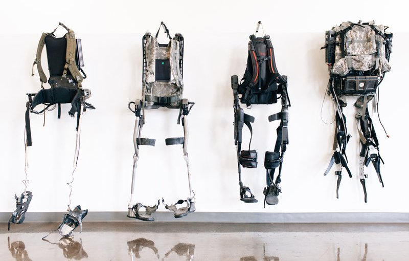 Ekso Bionics raises $34 million in funding for exoskeleton plans