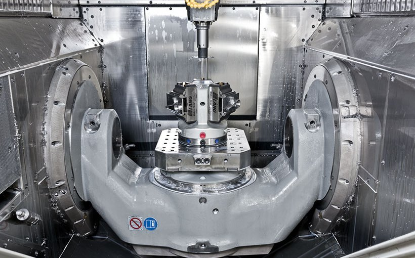 Automated precision milling in the medical technology sector