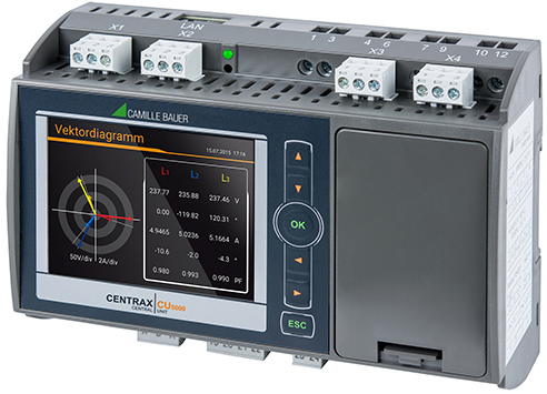 Camille Bauer Metrawatt launches new product which combines measurement device with programmable logic controller