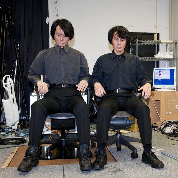 Hiroshi Ishiguro roboticist