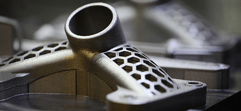 Additive manufacturing: It's a matter of finding the right composition