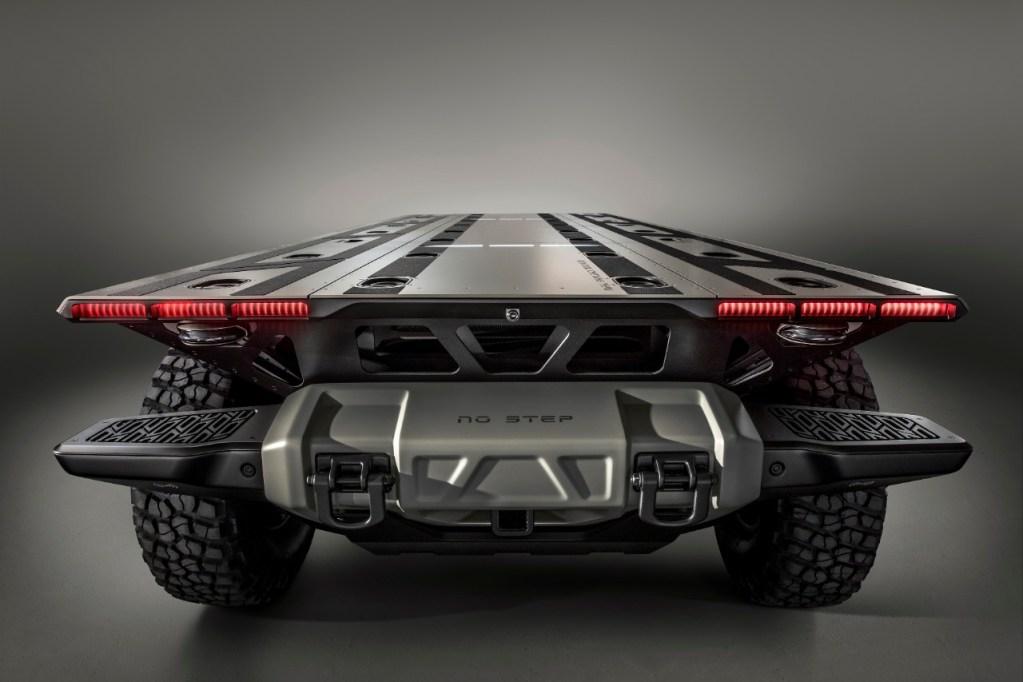 General Motors reveals autonomous electric mobile platform