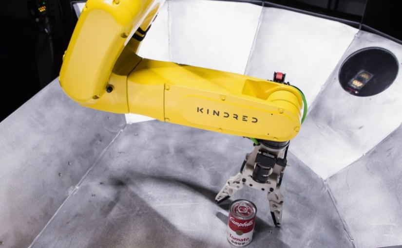Kindred AI launches warehouse robots already in use by 'major retailers'