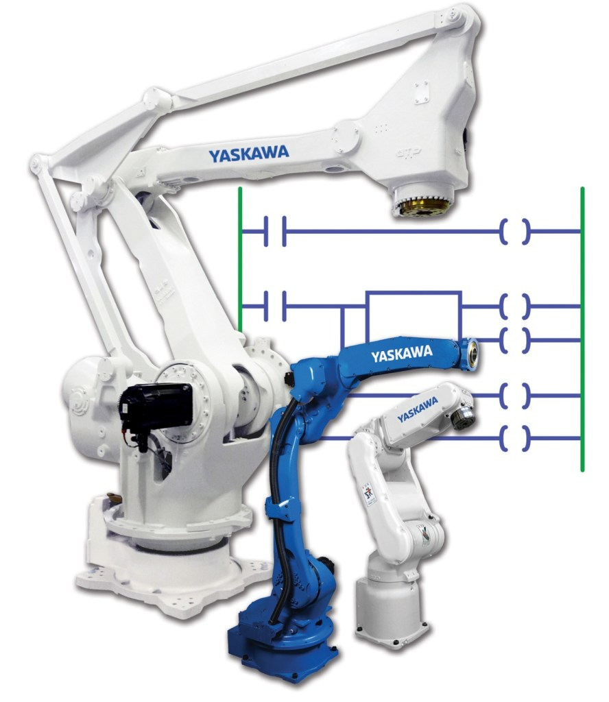 Yaskawa Motoman launches new software for robots and programmable logic controllers