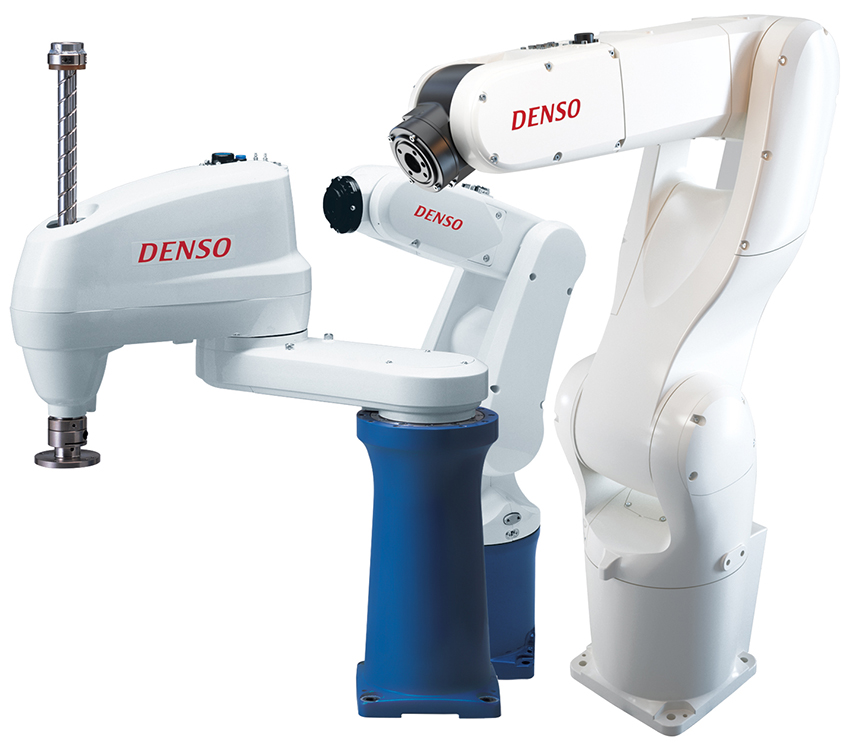 Denso Robotics reveals it has 95,000 industrial robots installed worldwide